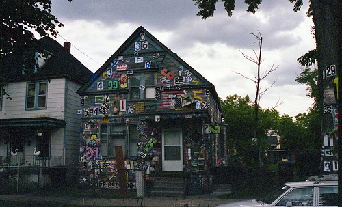 Heidelberg Project by denovich.