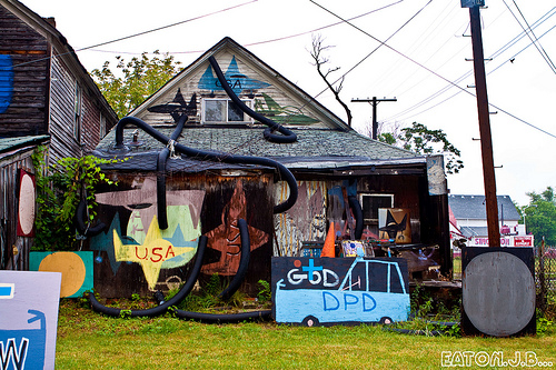 Heidelberg Project-4665 by eatonjb.