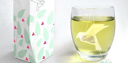 Творческой и интересной Чай мешок образцов