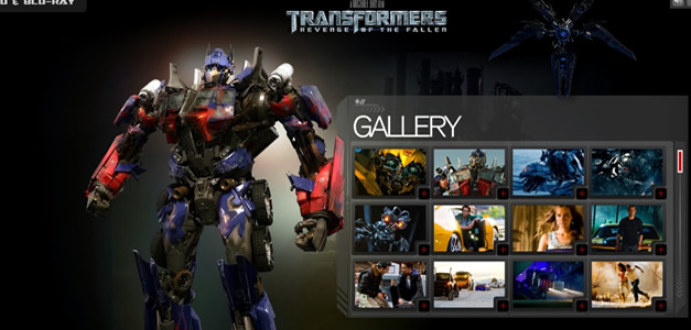 Transformers - Rise Of The Fallen