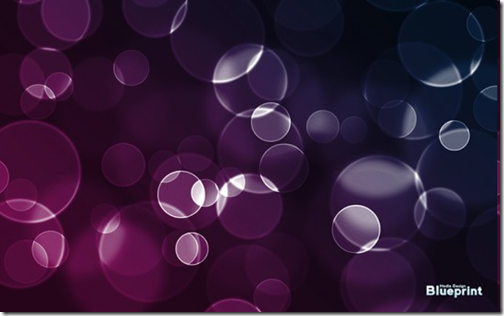 bokeh underwater light bubbles effect using Photoshop