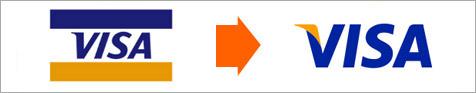 grafika i dizayn  Эволюция 30 популярнейших логотипов