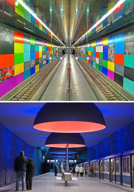 mir Самые необычные станции метро