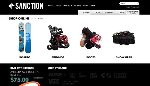 grafika i dizayn  Лучший дизайн спортивных магазинов онлайн