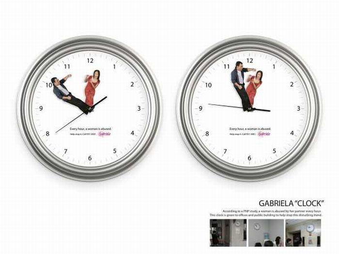 grafika i dizayn  Социальная реклама против домашнего насилия