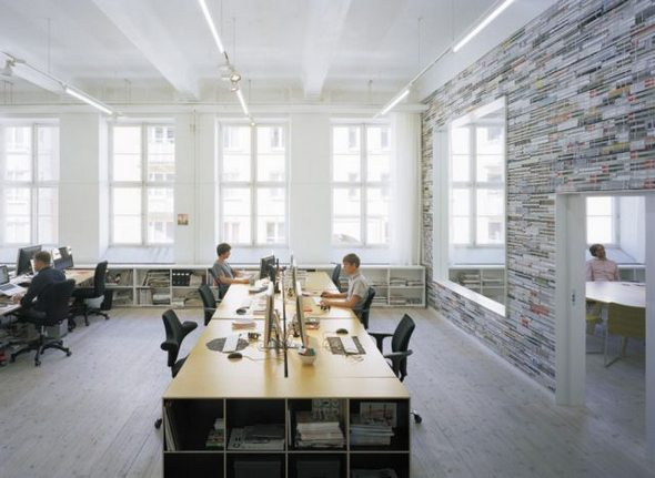 Top Amazing and Creative Offices You Could Work In