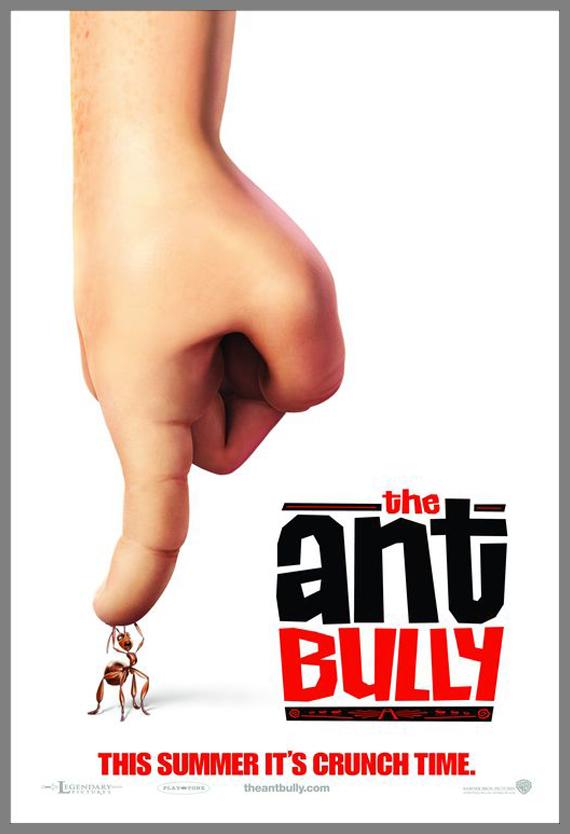 Children Movie Poster - Ant Bully