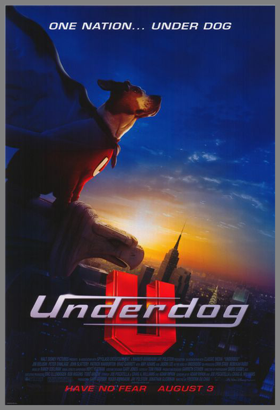 Children Movie Poster - Underdog