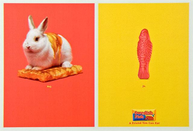 grafika i dizayn  Лучшая печатная реклама сладостей