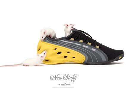 Обувь Пума 12