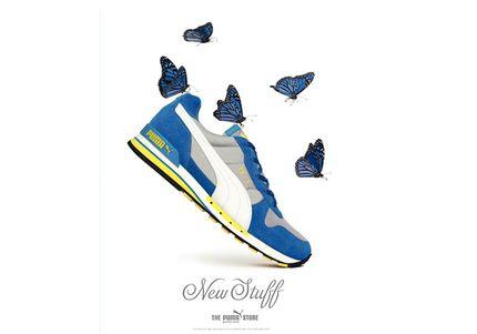 Обувь Пума 13