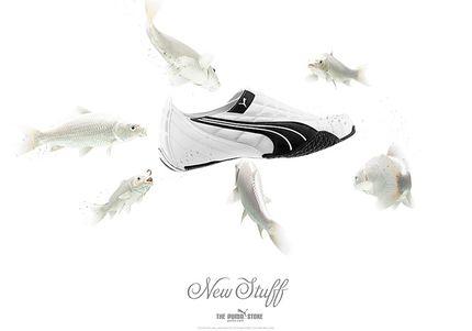 Обувь Пума 14
