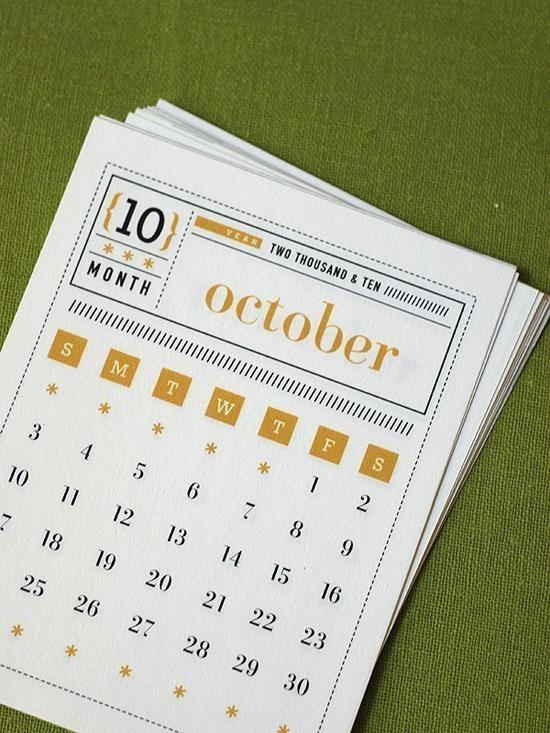 grafika i dizayn  Фотопост: креативные календари