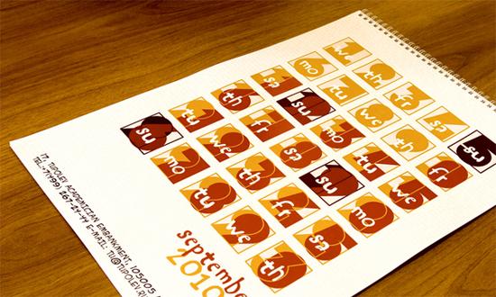 Торрент дизайн календарей