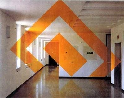 Дизайн интерьера: оптические иллюзии в реальности (11) 7