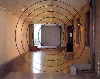 Дизайн интерьера: оптические иллюзии в реальности (11) 9
