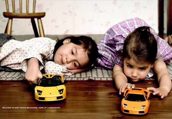 grafika i dizayn  Дети в рекламе