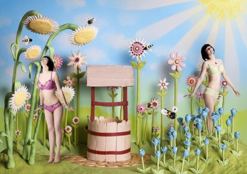 Photoplasticine02 в Пластилин Витрина искусства: форма Ваше воображение