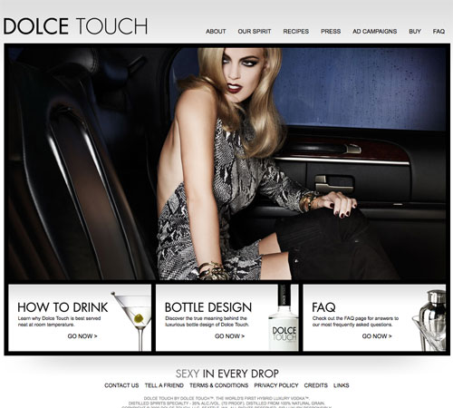 dolcetouch 11 Most Popular Blog Design Styles (With Examples)