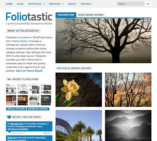foliotastic 11 Most Popular Blog Design Styles (With Examples)