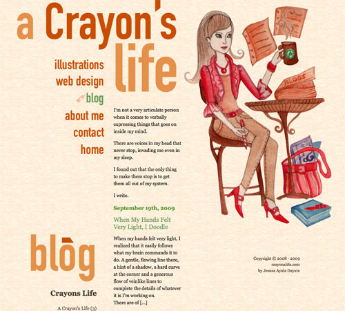 crayonslife 11 Most Popular Blog Design Styles (With Examples)