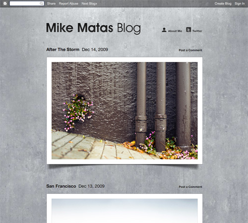 mikematas 11 Most Popular Blog Design Styles (With Examples)
