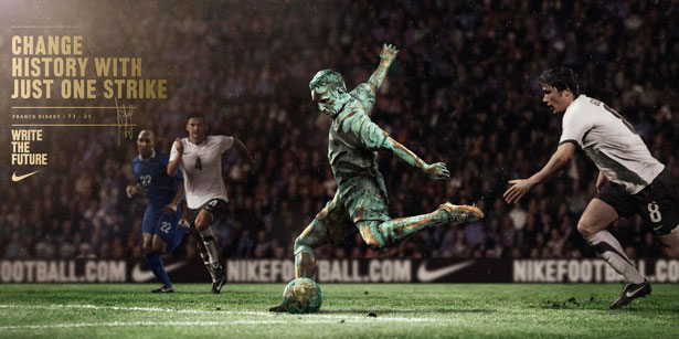 uncategorized  Рекламные принты: чемпионат мира по футболу 2010