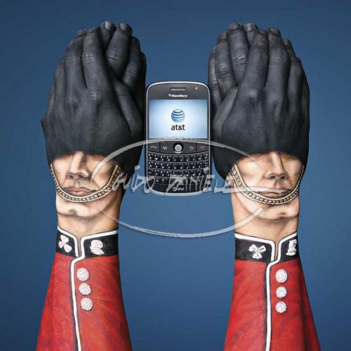 grafika i dizayn  Рекламные кампании от Гвидо Даниэле