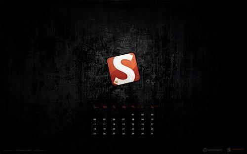 Still-smashing in Desktop Wallpaper Calendar: July 2010