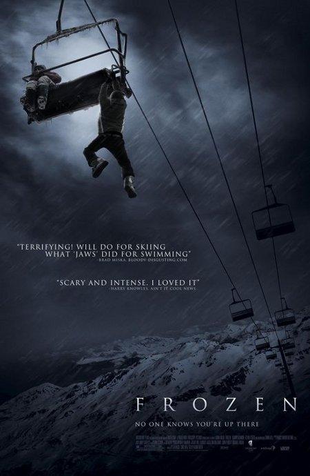 """Постер 2 к фильму """"Замерзшие"""" /Frozen/ (2010)"""