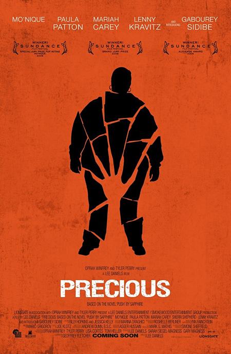 "Постер 2 к фильму ""Сокровище"" /Precious: Based on the Novel Push by Sapphire/ (2009)"