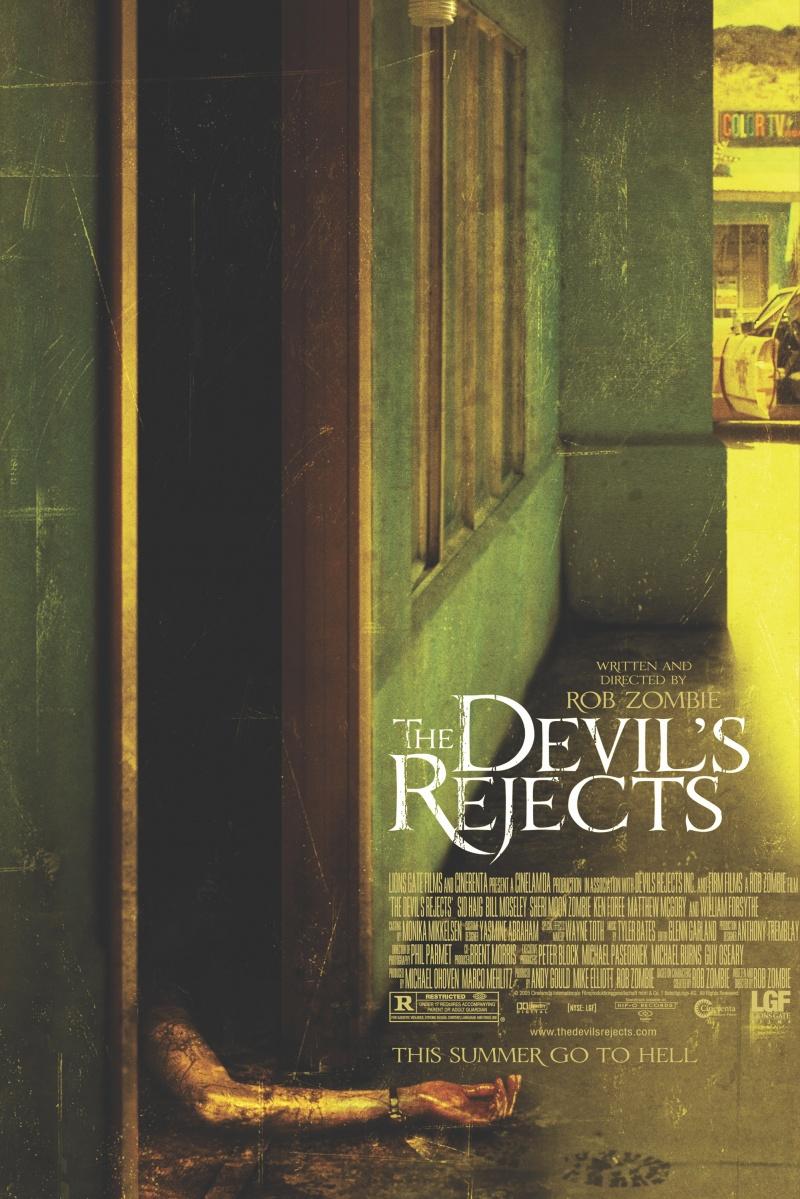 Изгнанные дьяволом (Devil's Rejects, The)