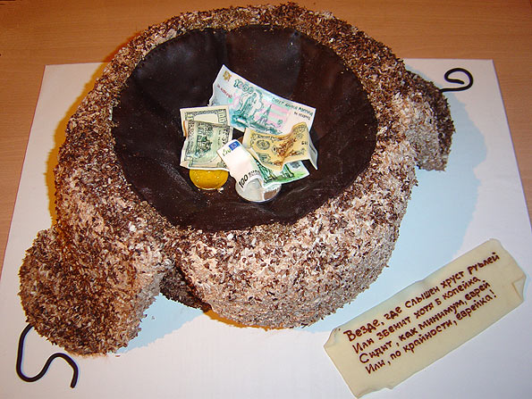 uncategorized  Необычные торты из Санкт Петербурга