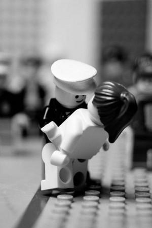 iskusstvo  Воссоздание классики с помощью LEGO