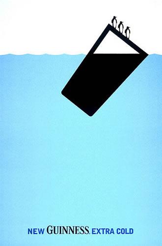 grafika i dizayn  Печатная реклама Guinness