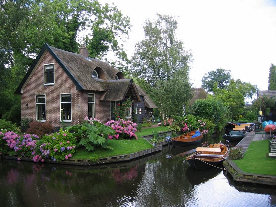 mir Гитхорн – Нидерландская Венеция
