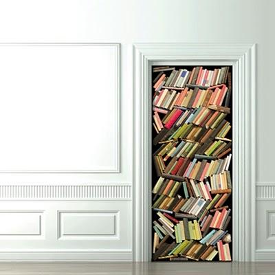 8 Cool и Creative 3D двери Стикеры (8) 7
