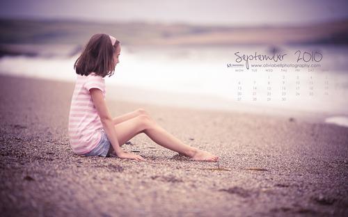 My-chilly-beach in Desktop Wallpaper Calendar: September 2010