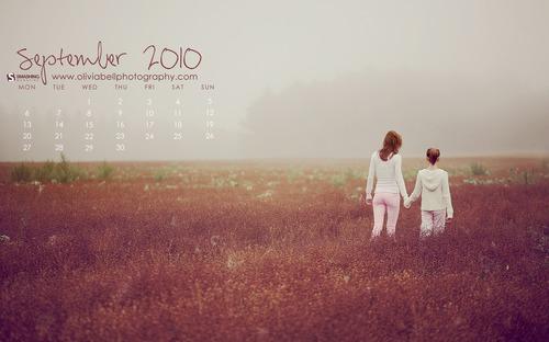 The-cobweb-field in Desktop Wallpaper Calendar: September 2010