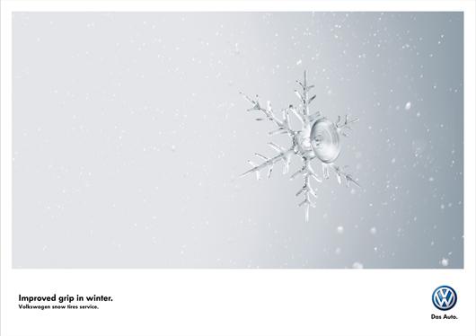 uncategorized  Минимализм в печатной рекламе