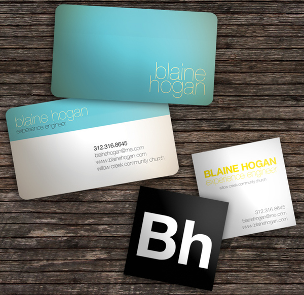 Sexy business cards