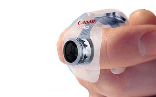 12 инновационных и необычным дизайном камеры