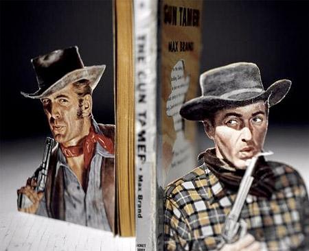 iskusstvo  3D арт из обложек книг