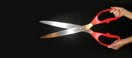 Giant Scissors