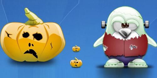 grafika i dizayn  Иконки для Хэллоуина