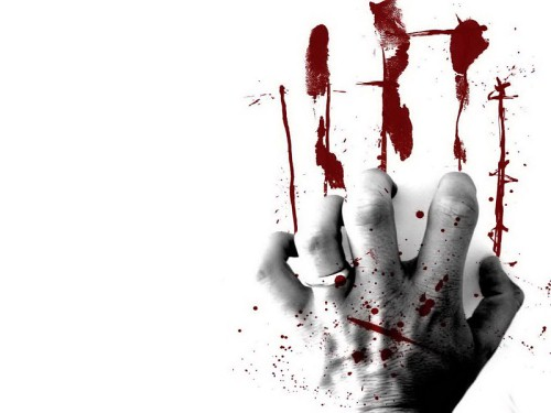 Hand in 100 Creepy Hand-Picked Horror Wallpapers