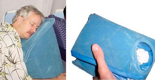 SkyRest Надувные Самолет Путешествия сна подушка