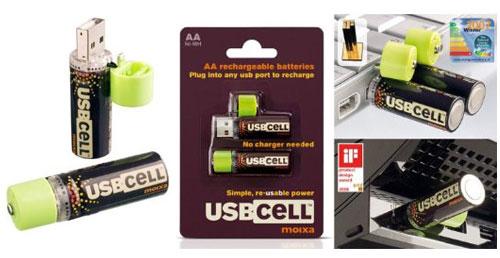 USBCELL А. А. аккумуляторная батарея