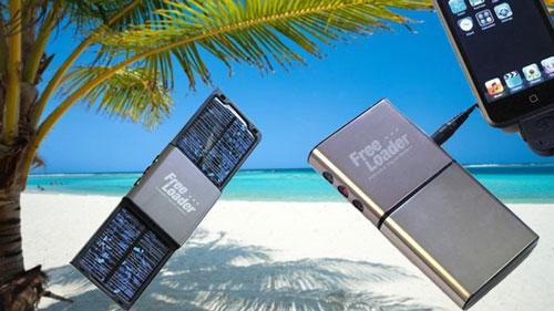 FreeLoader Солнечное зарядное устройство