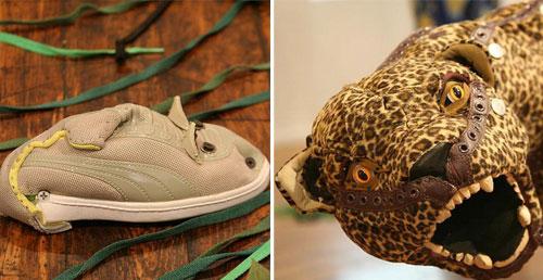 iskusstvo  Обувной зоопарк